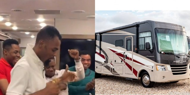 Rev. Obofour Buys An Expensive Car With Hall, Bedroom, Kitchen ...