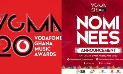 VGMA 2020 Nominees