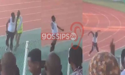 Coach banned for 6 months after going n@ked to celebrate his team's victory (VIDEO) 5