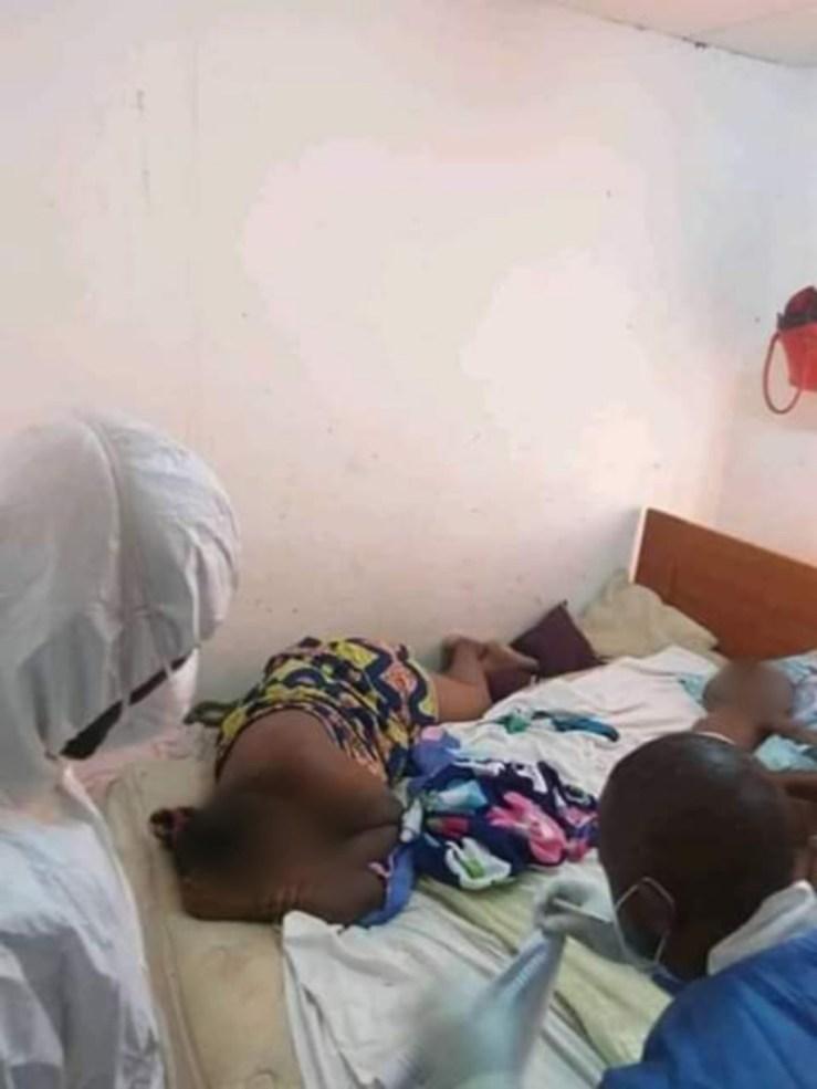 Shocking! Father, mother, 2 kids die in sleep (Photos) 2
