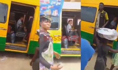 Passengers get off bus immediately 2 Chinese board trotro over fear of Coronavirus