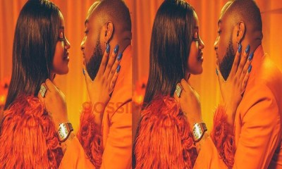 Chioma praises Davido's big manhood