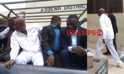 Kumasi pastor who defied president's orders slapped with two charges, granted Ghc 10,000 bail