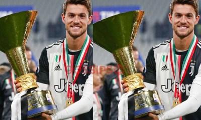 Juventus player Rugani tests positive for coronavirus
