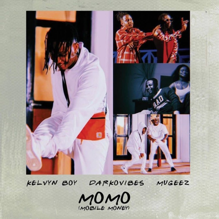 Kelvynboy - Momo ft Darkovibes & Mugeez