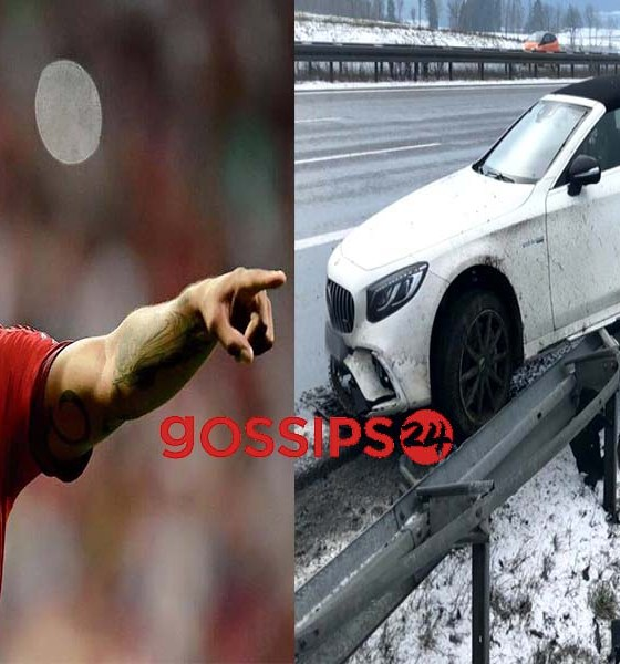 Jerome Boateng survives horrific accident in Germany