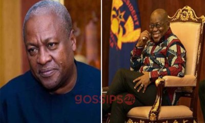 Ghanaians advise Mahama to stand for MP after Nana Addo said Gov't will pay water bills for the next three months