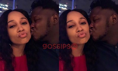 """Happy birthday my sweet ex"" - Sister Derby celebrates Medikal"