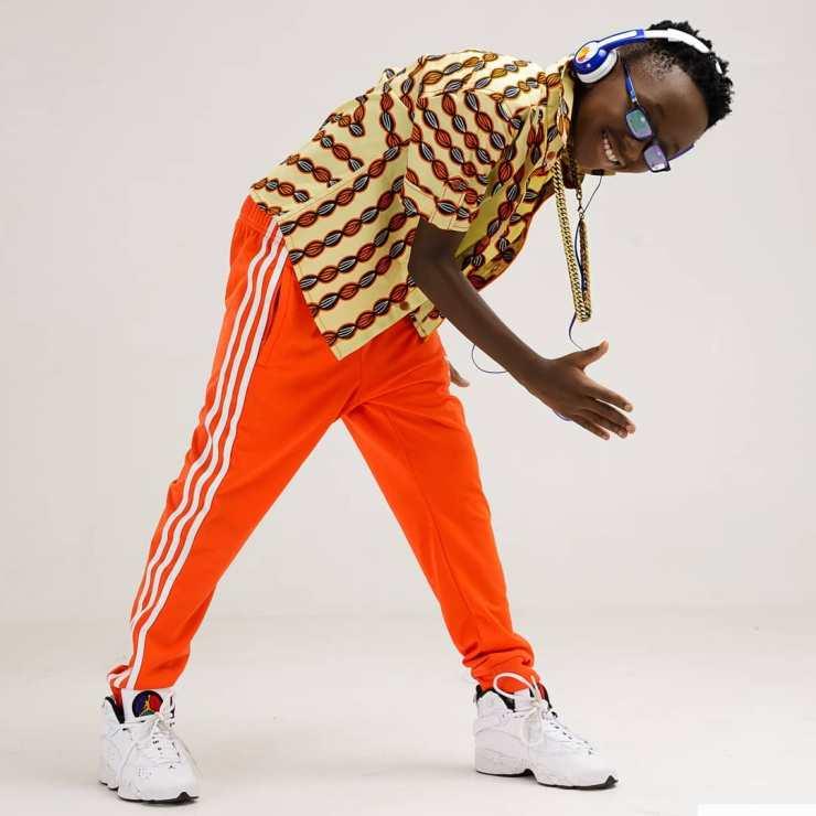 Sir Kwame Bota | Top 10 most popular Ghanaian celebrity kids | Credit: Gossips24.com