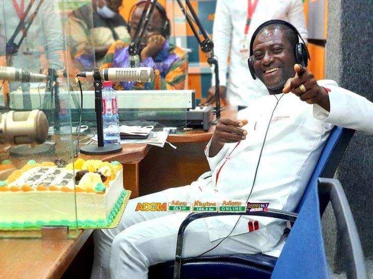 Adom FM organises send off party for Captain Smart