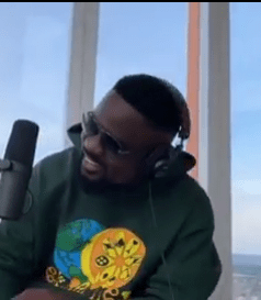 Sarkodie performs at AU Virtual Music Concert today (video) 1