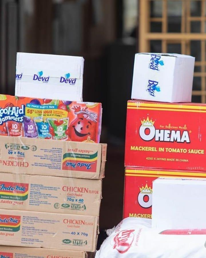Lawyer And Fashionista - Sandra Ankobiah Donates Items Worth Ghc 10,000 To Osu Children's Home 4