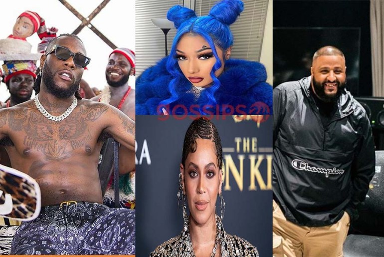 Full List Of Winners from the 2020 BET Awards