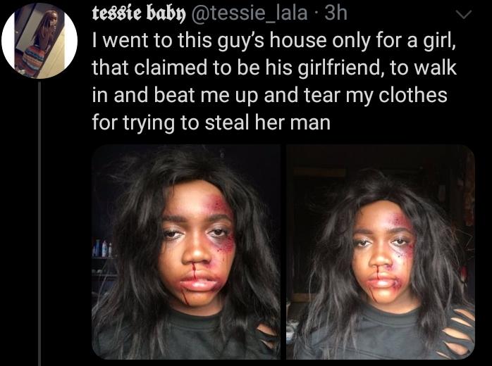 """""""Boyfriend Snatcher"""" Severely Beaten By Her Side Guy's Main Girlfriend 2"""