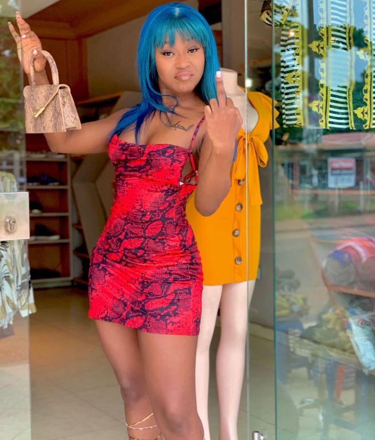 """""""Your tiny breasts like atadwi"""" - DKB slams Efia Odo 1"""