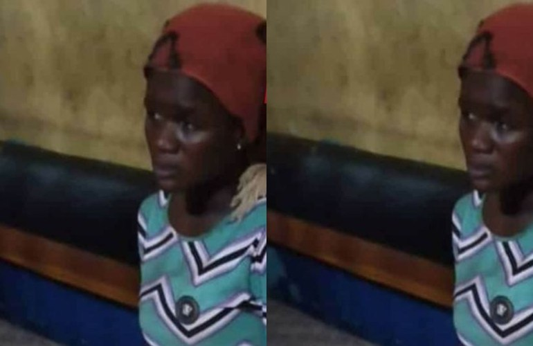 Police finally arrests lady who lynched 90-year-old woman to death