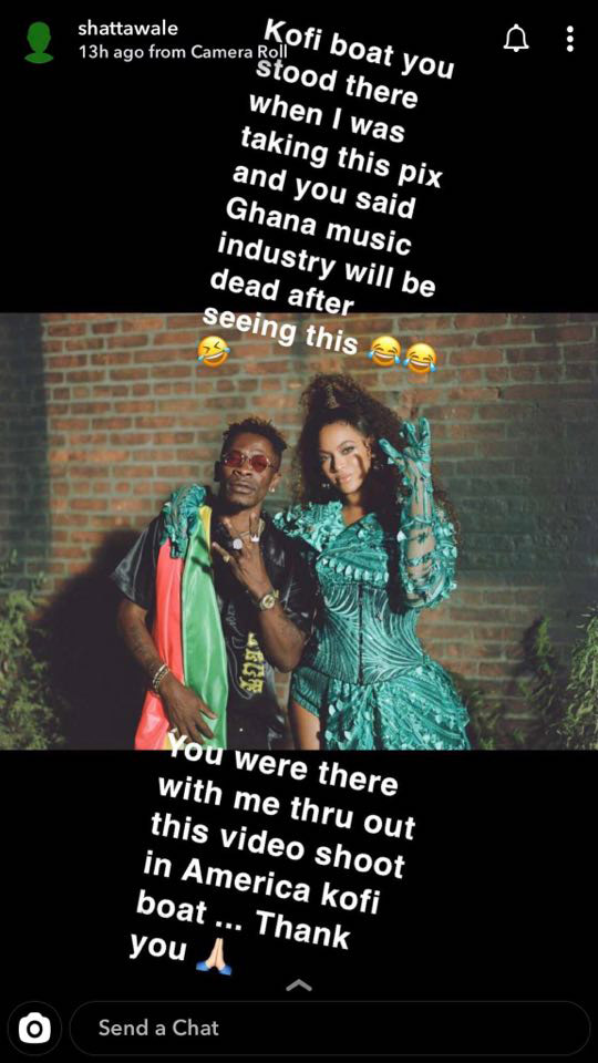 Already music video was shot in Brooklyn, U.S.A - Shatta Wale reveals 2