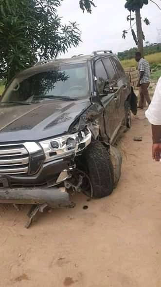 NDC MP involved in car accident