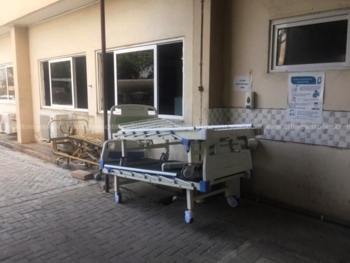 Korle-Bu ICU gutted by fire