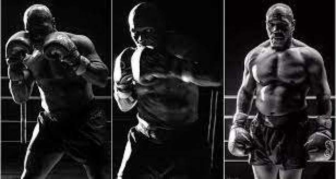 Mike Tyson Reveals His Fight-Ready Physique With New Images