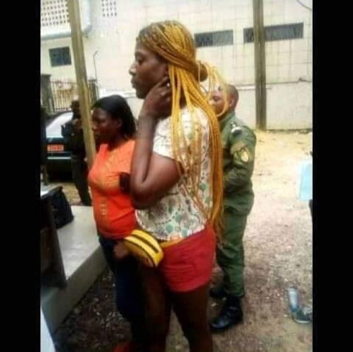 Cameroonian Crossdresser, Two Others Sentenced To Prison For Practicing Homosexuality 2