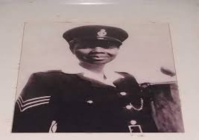 Rosamond Asiamah, Ghana's first policewoman who petitioned gov't to allow  service women to marry - Face2Face Africa