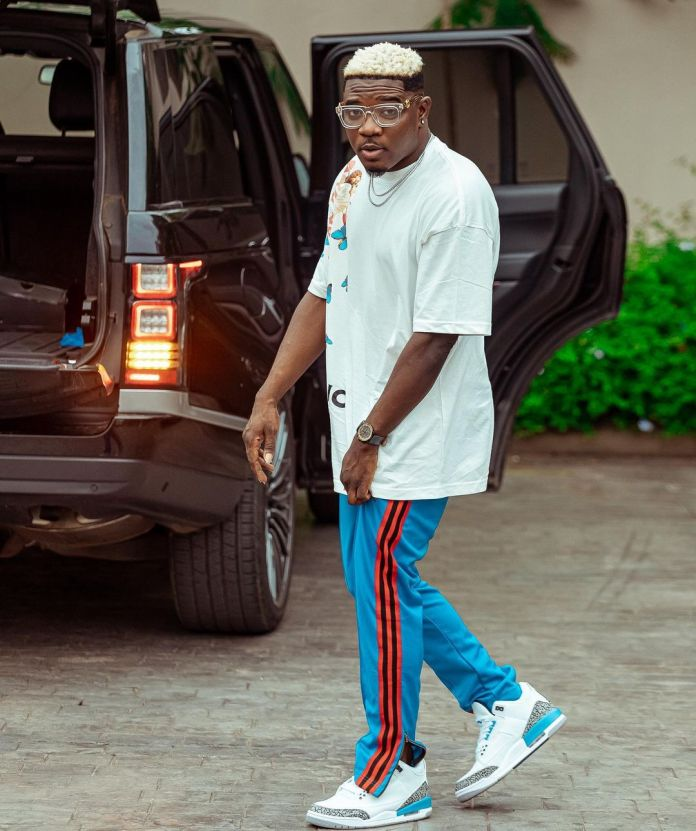 Check Out The Full Biography Of AMG Armani (Age, Real-Name, Cars, Net Worth) 2