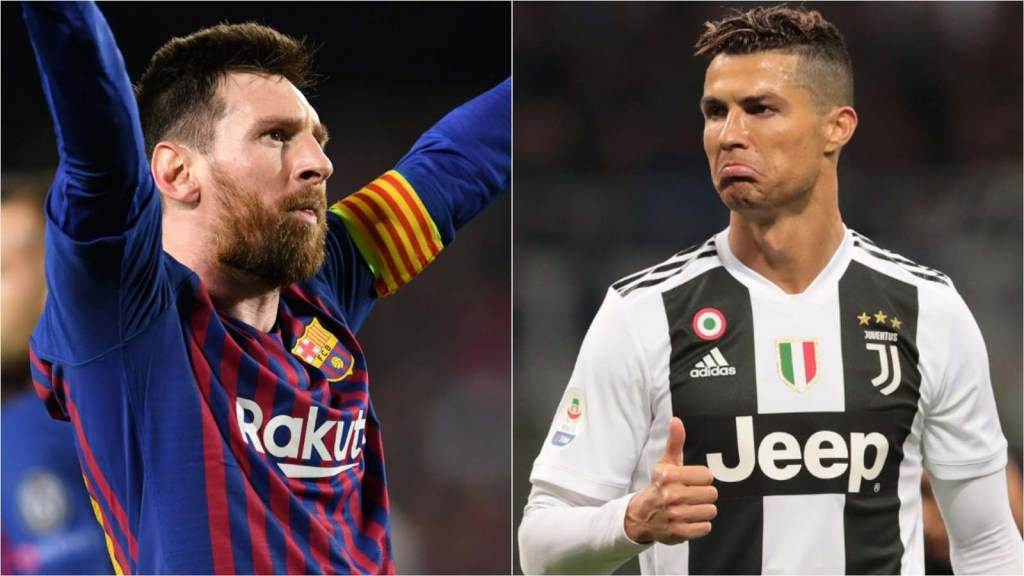 Ronaldo Is A Killer But Messi Will Torture