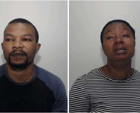 Nigerian Couple Gets 19 Years Of Jail Time For Physically And Sexually Assaulting A Girl And Boy In The U.K.