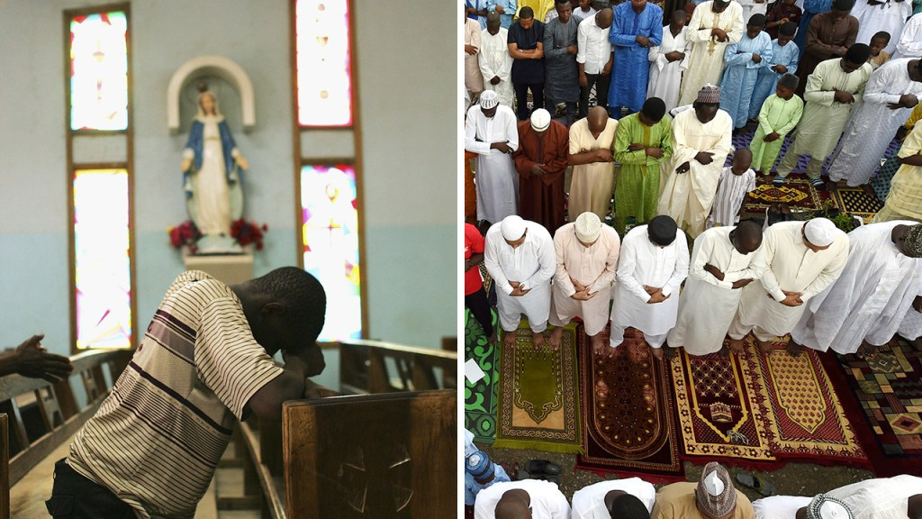 Federal Government Lifts Ban On Religious Gatherings