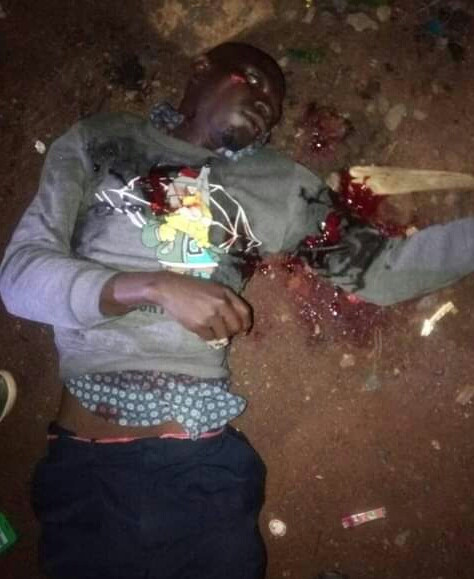 Four youths killed