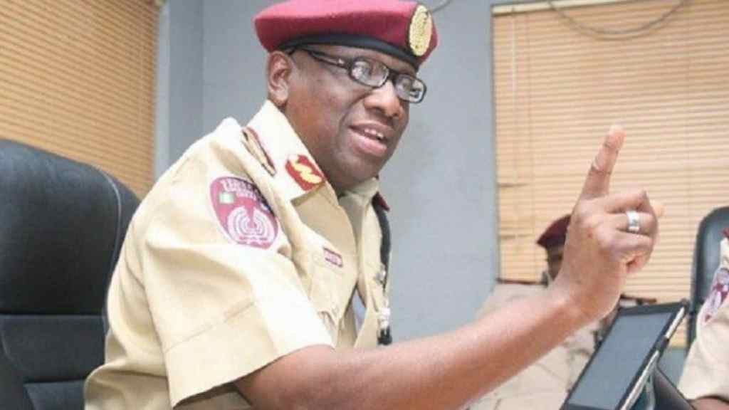 FRSC warns Nigerians