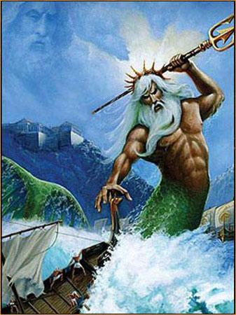 Иллюстрация к книге Николая Куна 'Мифы Древней Греции'