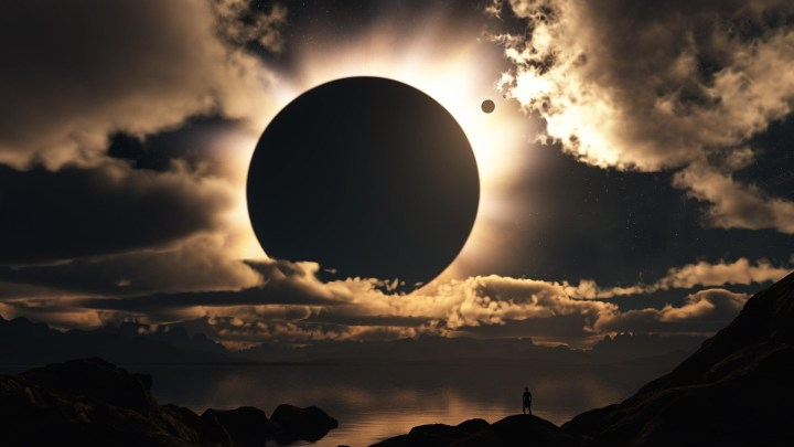 "Solar Eclipse + New Moon is Coming! Powerful ""Duo"" for a Big Life Changes!"