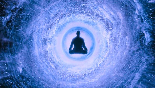 MeditationLightTunnelBlue