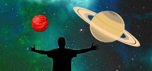 August 2016... MARS AND SATURN In Conjuction: Our Personal Resurrection