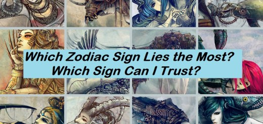 Which Zodiac Sign Lies the Most
