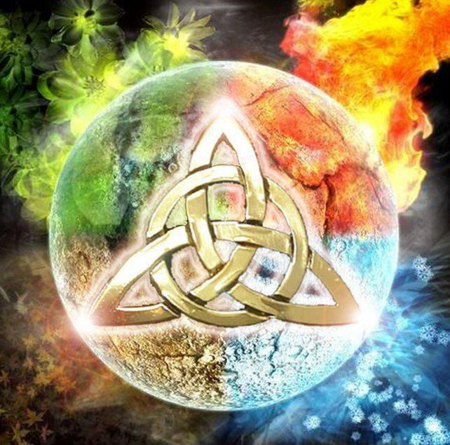 What Does it Mean to Be a Fire, Earth, Air or Water Spirit?