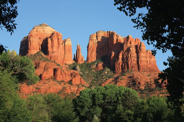 1. Sedona Vortexes And The 'Doorway of the Gods'