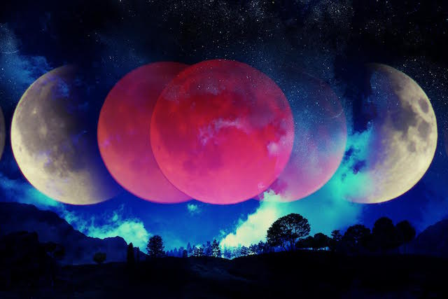 Full Pink Moon in Libra, 11 April 2017 - The Universe is Going to Offer You a Gift