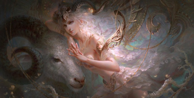 Aries: The Sign Of The Courageous Soul