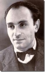 Юрий Мандельштам. 1935 год.