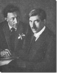 А. Блок и К. Чуковский