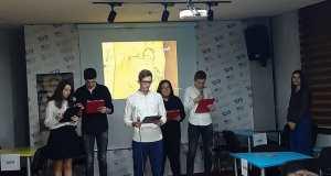 Средношколците во Гостивар го одбележаа Денот на Свети Климент