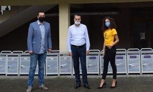 MOZZART со донација за хируршкото одделение во Општа болница Гостивар