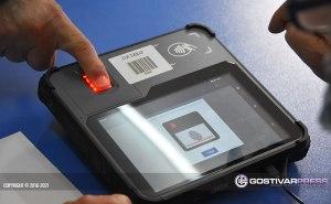 Фингерпринт апаратите го забавуваат гласањето во Гостивар