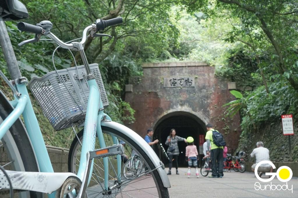 舊草嶺隧道北側入口