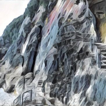 世界遺產-熊野古道,充滿傳說的伊勢路,我在松本峠遇到中彈的菩薩