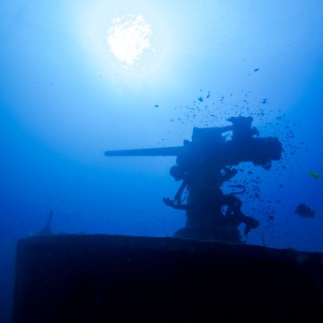 潛進泰國,龜島HTMS Sattakut看二戰軍艦沈船