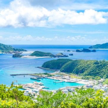 盛夏沖繩,我在座間味島的午後時光
